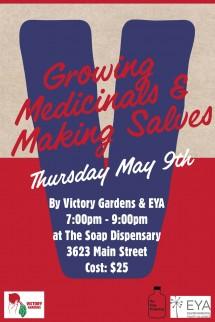 Growing Medicinals May 9th 13v2